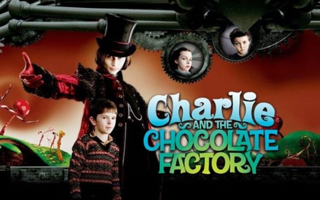 チャーリー と チョコレート 工場 英語
